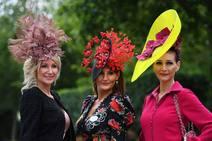 Royal Ascot 2019: Tocados, pamelas y sombreros de los asistentes