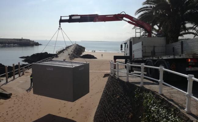 Carreño adjudica la limpieza diaria de las playas por 72.400 euros