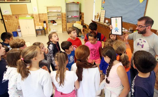 Escapando del 'bullying' en el colegio Gesta