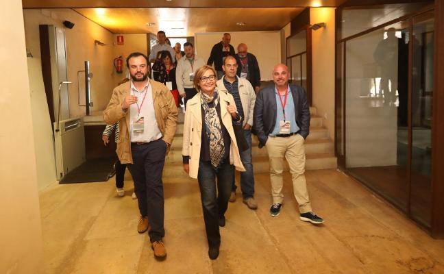 Daniel Cuartas, elegido secretario general en Avilés de FICA-UGT