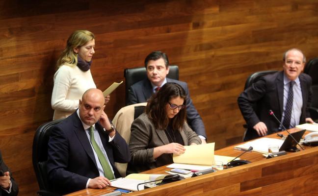 El PSOE abre hoy la ronda de contactos para negociar el reparto de la Mesa de la Junta