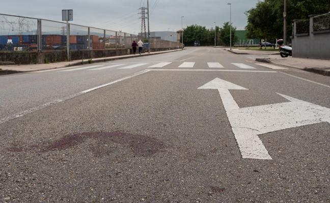 Un conductor drogado atropella a un peatón en Jove