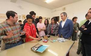 El Santo Ángel, el San Fernando y el Menéndez Pidal presentaron sus laboratorios digitales