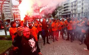 El comité de empresa de La Coruña reclama al Gobierno que «avale» el preacuerdo