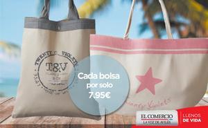 Los bolsos del verano: bolsa capazo de playa y bolso casual