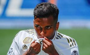 Rodrygo: «No quiero ser el Neymar del Madrid, quiero ser el Rodrygo del Madrid»