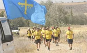 La 'Marcha del Aluminio', del entusiasmo al pesimismo en 40 kilómetros