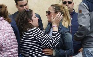 La detención, «un consuelo» para la familia de la víctima