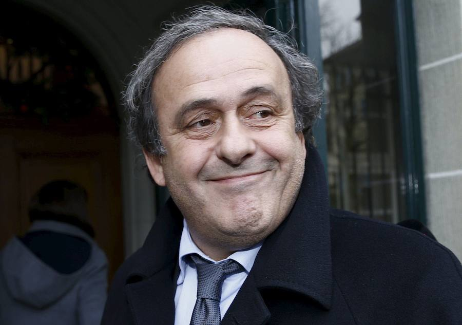 Platini, detenido en Francia por la concesión del Mundial 2022 a Qatar