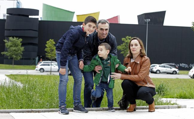 Fútbol solidario para el pequeño Javier