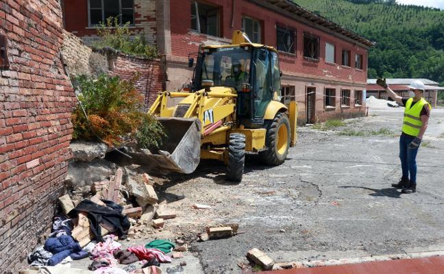 En marcha el proyecto de contención de mercurio y arsénico en La Soterraña