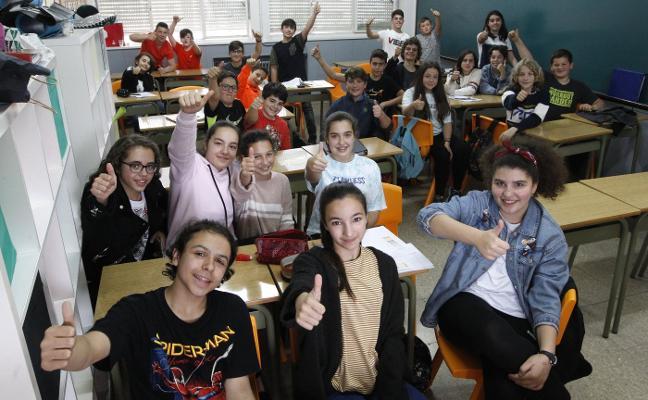 'Montaña rusa' de nervios en el Colegio Montedeva