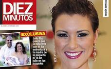 El ex de María Jesús Ruiz quiere la custodia total de su hija