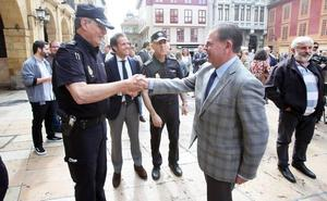 El alcalde de Oviedo cree que la muerte de David Carragal fue «un accidente»