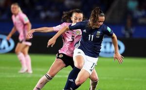 Milagrosa remontada de Argentina ante Escocia para mantener mínimas opciones