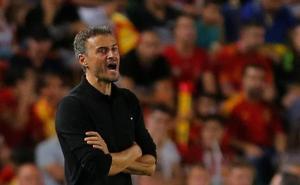 Luis Enrique dice adiós a la Selección