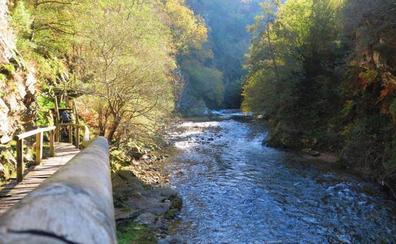 Foces del río Esva