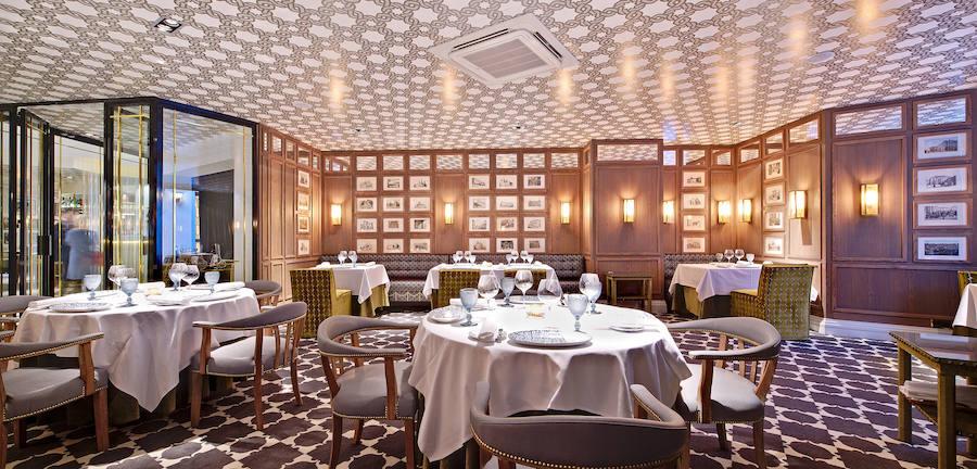 El Hispania del asturiano Marcos Morán, elegido el mejor restaurante de Bélgica