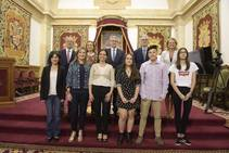 Dos alumnos gijoneses, triunfadores en las Olimpiada de Economía