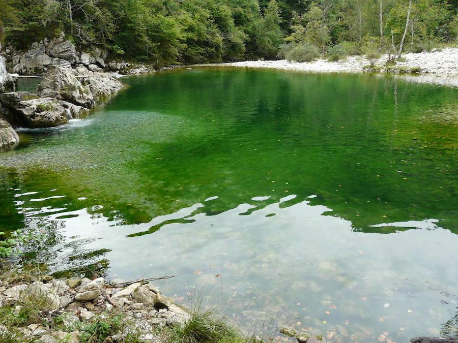 Ruta del Río Dobra – Olla de San Vicente