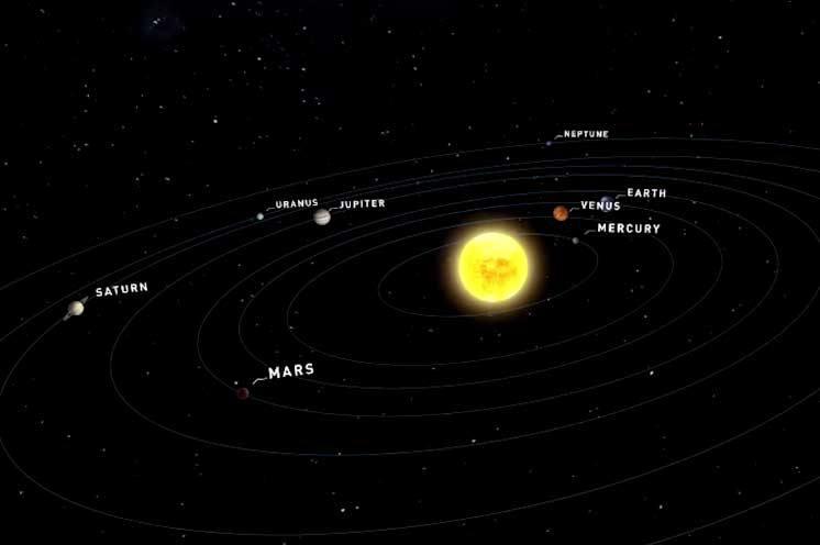 Dos planetas con opciones de vida