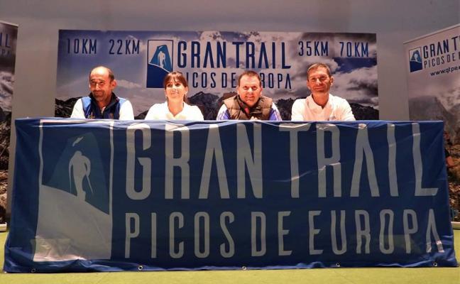Más de 1.500 corredores se darán cita en el trail de los Picos de Europa