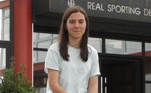 Candy, la capitana del Sporting, dice adiós: «Mi recuerdo más especial es el partido en El Molinón»