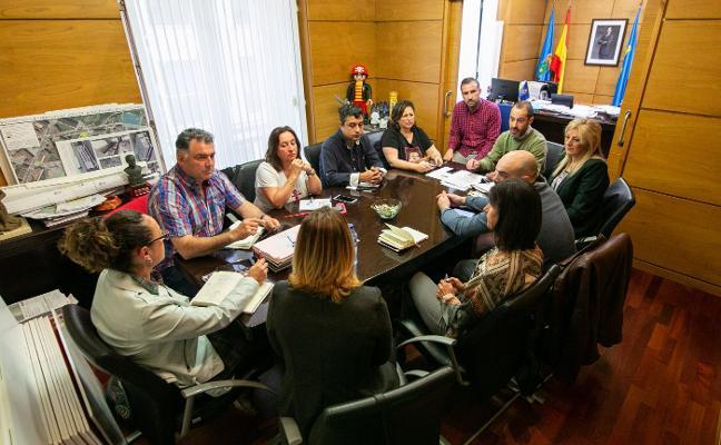 Las ediles Aida Nuño y Mercedes Pérez asumen Empleo y Educación en Siero