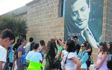 Los alumnos del Foro Comunicación visitan el Museo de Adolfo Suárez