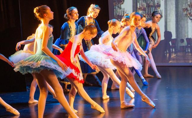Espacio Salinas llena el Valey con buen ballet
