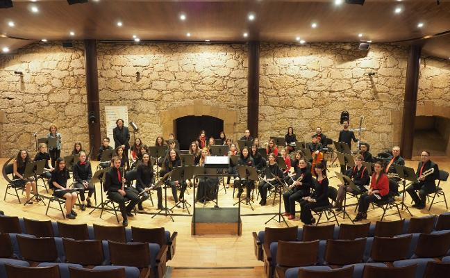 La Orquesta de Flautas de Asturias y el Orfeón cierran mañana las Jornadas Musicales