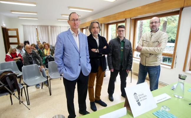 Debate sobre el Ulises de Joyce en Oviedo