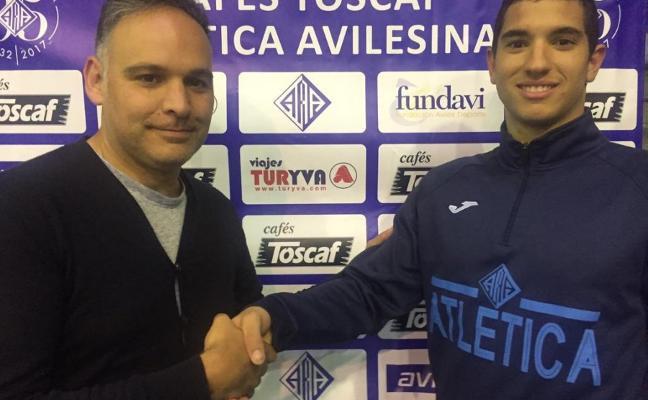 Dos renovaciones en el Toscaf y el Luanco podría jugar en Primera