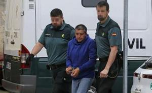 La Fiscalía pide treinta años de prisión para 'El Araña' por el asesinato del doctor Crego en Grado