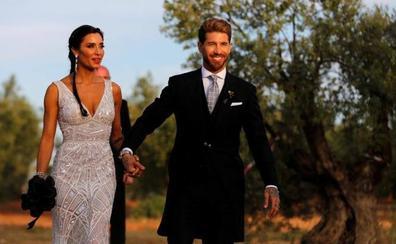 Sergio Ramos y Pilar Rubio muestran con un vídeo cómo fue su boda