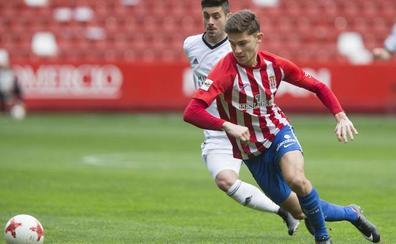 Espeso y Pablo García harán la pretemporada con el primer equipo