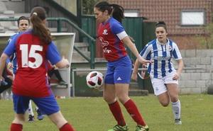 Mayra renueva como pilar del Gijón FF