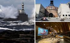 Renfe estrena en Asturias tres rutas turísticas para visitar puertos, museos y faros