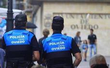 Oviedo reforzará la vigilancia policial por las fiestas de este fin de semana