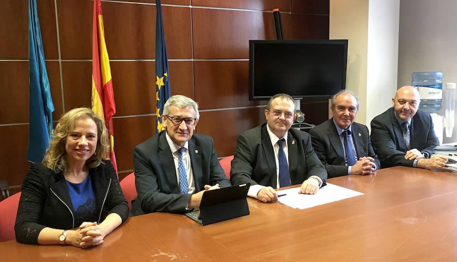 La Universidad de Oviedo contará con una cátedra de Transición Energética