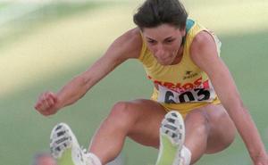 Fallece la palentina Conchi Paredes, 17 veces campeona de España de triple salto