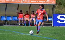 Eli se une a la lista de jugadoras renovadas en el Gijón FF