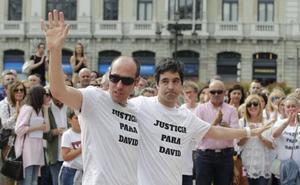 «David, escucha, seguiremos en la lucha»
