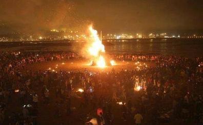 Estos son los consejos de la Policía para la noche de San Juan en Gijón