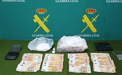 Cae un grupo de distribución de cocaína en Asturias con seis detenciones