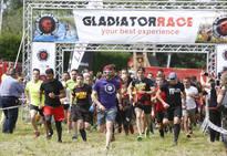 Los 'gladiadores' compiten en La Fresneda