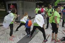 Oviedo en forma por la igualdad