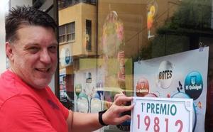 El primer premio de la Lotería Nacional deja 60.000 euros en Turón