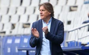 Real Oviedo | Egea entrará en el podio de técnicos azules
