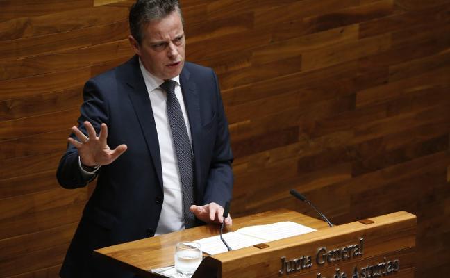 Marcos Líndez: «Es un honor que el PSOE me haya propuesto para presidir la Junta General»